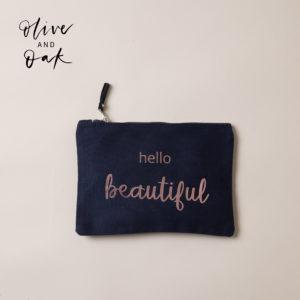 OhSoBeautiful Gifts 'Beautiful' Accessory Bag